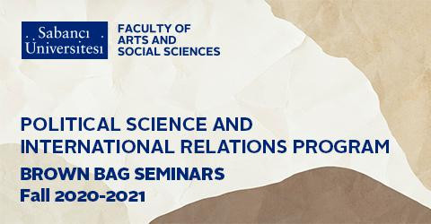 Brown Bag Seminar:  Zeki Sarıgil (Bilkent University)