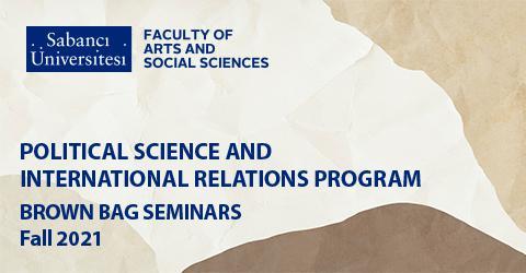 Brown Bag Seminar: Aylin Aydın Çakır (Vrije Universiteit, Amsterdam)