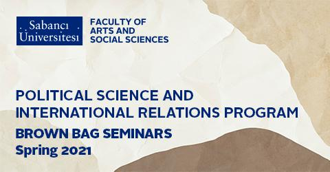 Brown Bag Seminar: Emre Toros (Hacettepe University)