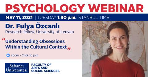 Psychology Webinar - Fulya Özcanlı