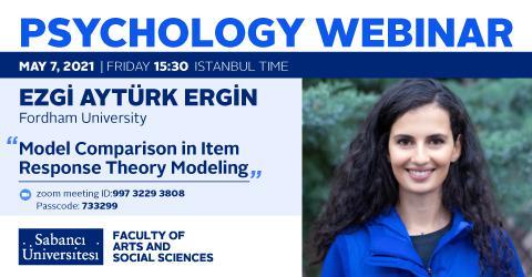 FASS - Psychology Webinar by Ezgi Aytürk Ergin