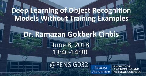 VERİM Tutorial: Deep Learning of Object Recognition Models Without