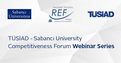 REF İnteraktif Etkinlikleri-Turizmde Sürdürülebilirlik ve Rekabetçilik