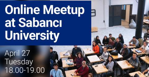 Inzva Online Meetup at Sabancı University