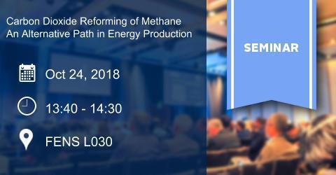 Carbon Dioxide Reforming of Methane: An Alternative Path in Energy Produ