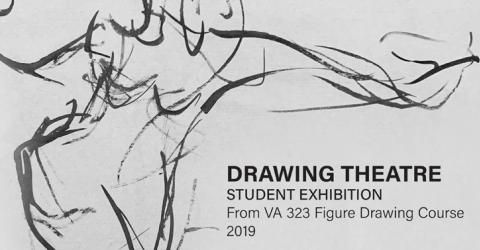 Drawing Theatre Student Exhibition 2019