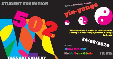 VA 502 F Student Exhibition