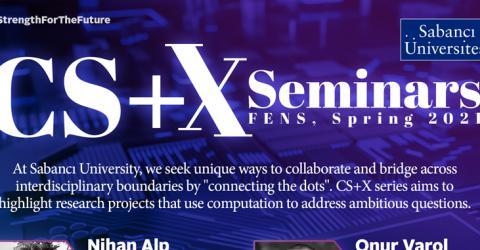 CS+ X Seminars FENS Spring 2021