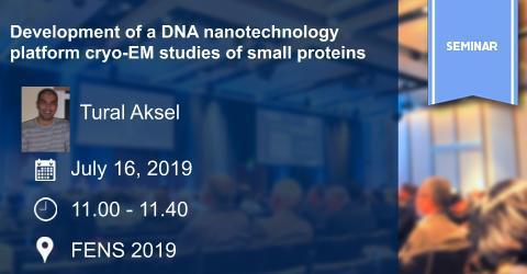BIO Seminar: Development of a DNA nanotechnology platform cryo-EM stu...