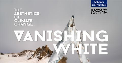 Vanishing White  - The Aesthetics of Climate Change.