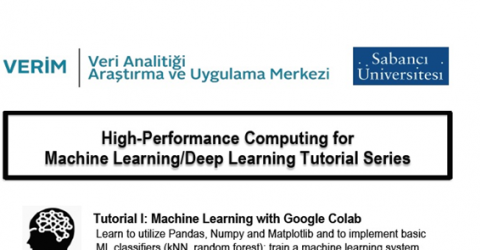 VERIM High-Performance Computing for Machine Learning.....