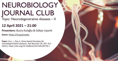 Neurobiology Journal Club